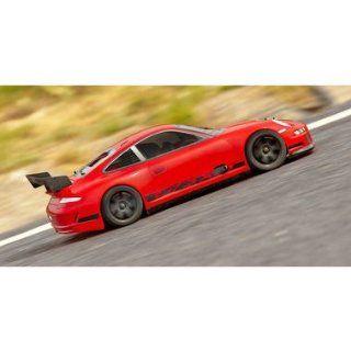 HPI Nitro 3 RTR mit Porsche GT 3 Karosserie und 2.4GHz RC Anlage