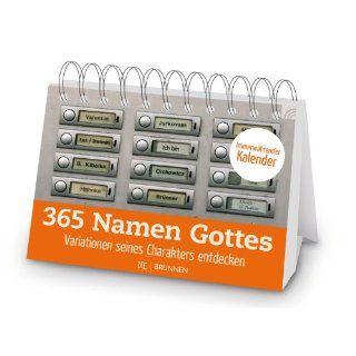 365 Namen Gottes: Kerstin Hack: Bücher