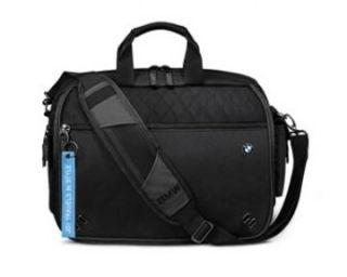 BMW Notebooktasche Messenger Bag Joy schwarz NEU
