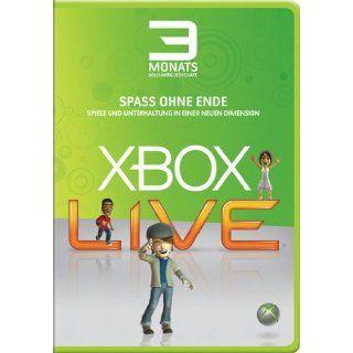 Xbox 360   Live Gold 3 Monate Games