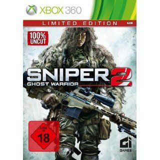 Warrior 2   Limited Edition (100% uncut) Xbox 360 Games