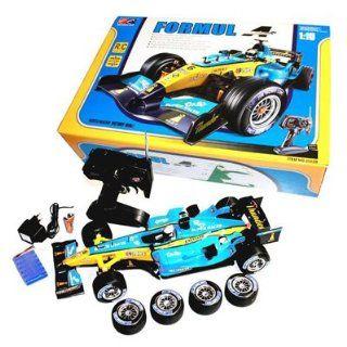 RC Auto Formel 1   110 mit Beleuchtung sowie Felgen LED