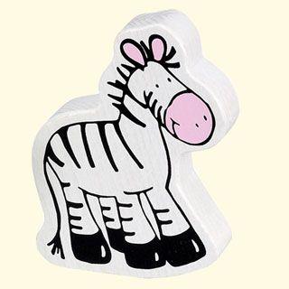 Lieben Sieben Holzrassel Zebra Emma ab 12 Monaten NEU