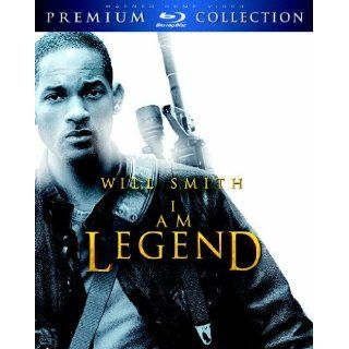 Am Legend   Premium Collection [Blu ray] Will Smith