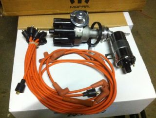 Mopar Big Block Electronic Ignition Kit 440 Plymouth Dodge Distributor