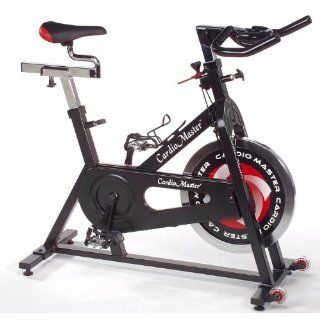 Cardio Master Black Edition   Indoor Cycle Bike Sport