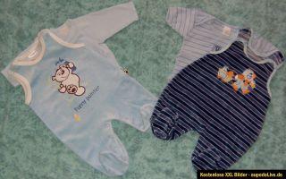 128tlg XXXL Baby Jungs Erstaustattung Frühling/Sommer Gr50/56 62 68