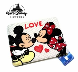 Mickey Maus & Minnie Love iPad 2 / 3 Tablet Cover Walt Disney