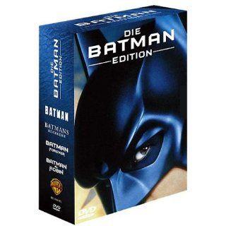 Die Batman Edition (4 DVDs) Jack Nicholson, Kim Basinger