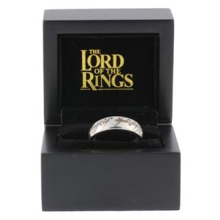 LOTR Herr der Ringe der EINE Ring + sprechende Box z.Auswahl NEU/OVP A