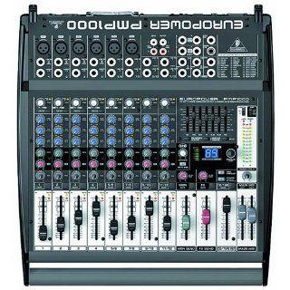 Behringer OPOWER PMP1000 Power Mixer Musikinstrumente