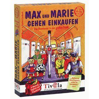 Max und Marie gehen einkaufen: Ralf Pingel, Barbara Landbeck: