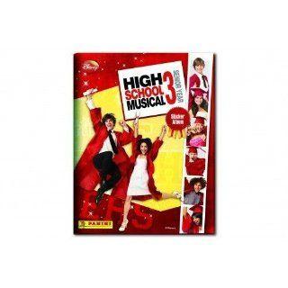 Panini PN77092   Panini   High School Musical 3 Stickeralbum