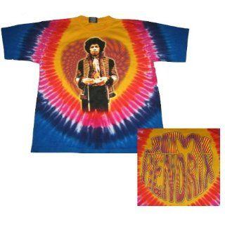 Jimi Hendrix * Batik * Shirt * XXL * Sport & Freizeit