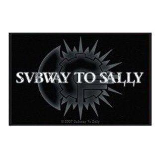 Subway To Sally   Aufnäher Logo (in OneSize) Sport