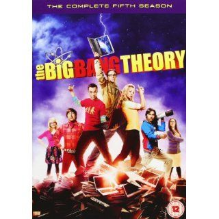 The Big Bang Theory   The Complete Fifth Season [3 DVDs] [UK Import]