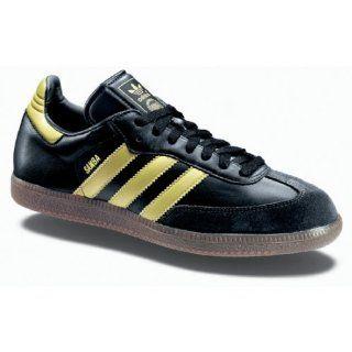 adidas Schuh Samba, schwarz/gold, 4,5 Schuhe & Handtaschen