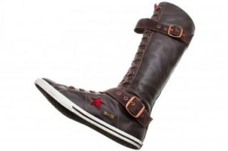 Converse Stiefel Os Lo Pro XXHI Coffee/Red Schuhe