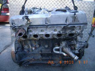 370197 Motor ohne Anbauteile (Diesel) MERCEDES BENZ 190 (W201) 190 D 2