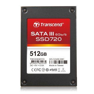 Transcend SSD720 Ultimate 512GB interne Solid State