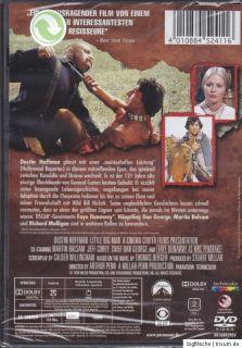 DVD   LITTLE BIG MAN / DUSTIN HOFFMAN (NEU&OVP) 4010884524116