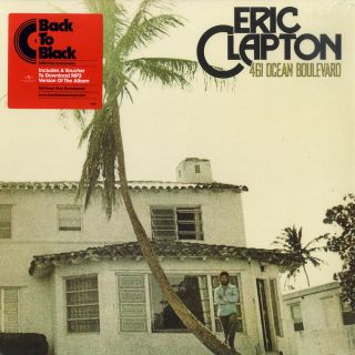 Eric Clapton   461 Ocean Boulevard (Ltd 12 LP Vinyl / Back To Black