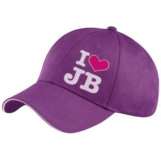 Justin Bieber Cap Mütze Baseball Cap Sport & Freizeit