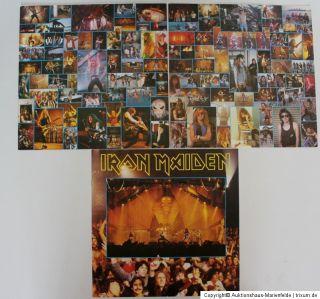 LP Iron Maiden   Live After Death, EMI Deutschland 1985 Vinyl