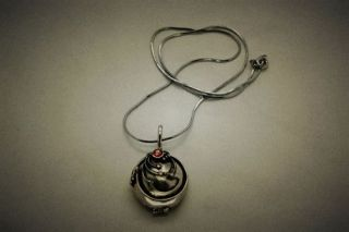 The Vampire Diaries Elena Vervain Collectible Necklace Pendant Chain