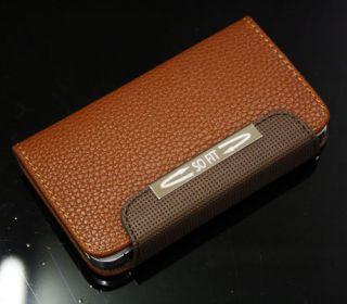 4S Geldbörse, Karten F. Handy Leder Tasche Hülle Etui Case Cover 469