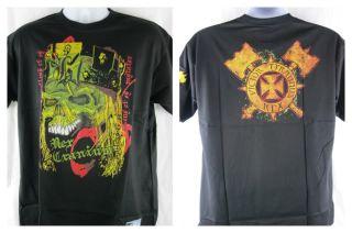 Triple H Rex Cranium Black WWE T shirt New