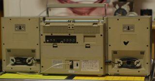 Fisher PH 460 Ghettoblaster Boombox radiorecorder KaBoom Stereo Radio