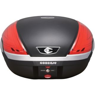 COOCASE V50 REFLEX BASIC HARD MOTORCYCLE LUGGAGE TOPCASE TOP BOX CASE