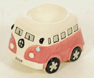 New VW Camper Van Egg Cup with Gift Box, campervan