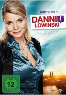 Danni Lowinski   die komplette Staffel 3   3 DVD BOX NEU OVP