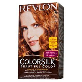 Revlon Colorsilk Haircolor 72 Strawberry Blonde 7r Haarfarbe