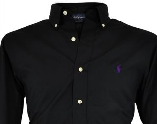 POLO by RALPH LAUREN Herren Button Down Hemd Dress Shirt Classic