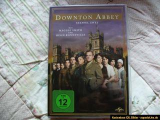 Downton Abbey   Season/Staffel 2   4 DVD BOX NEUWERTIG.DEUTSCHE