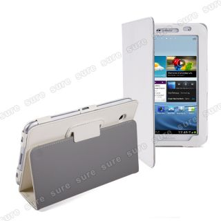 Schutzhuelle fuer Samsung Galaxy Tab 2 7 0 P3100 Tasche mit Stand Case