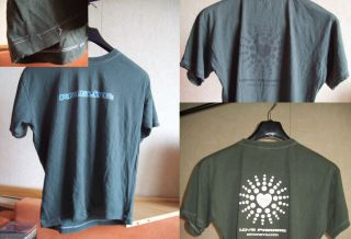 Shirt Love Parade Raveline Reflektor Druck Gr.M