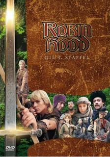 Robin Hood   Season/Staffel 3   3 DVD BOX NEU OVP