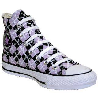 CONVERSE ALL STAR CHUCKS SCHUHE EU 37 UK 4,5 ARGYLE SKA LILA KARIERT