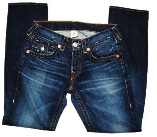 WOW TRUE RELIGION JEANS JACK *TOP2012* W32   L34 JOEY RICKY LOGAN