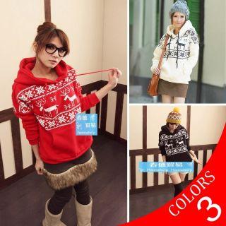 Winter Mode Damen Casual Hoodie mantel sweatshirt Kapuzen CF503