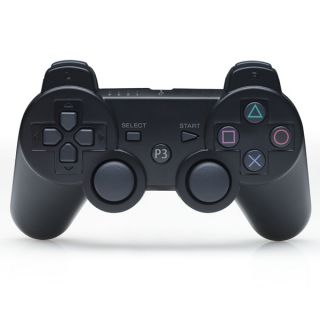 Wireless Bluetooth Sixaxis Dualshock 3 Controller Gamepads fuer PS3 PS