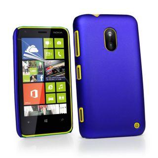 Hybrid Hard Case Cover For Nokia Lumia 620 + Screen Protector