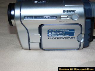 Sony Handycam DCR TRV255E Digital Video Camera Recorder Camcorder