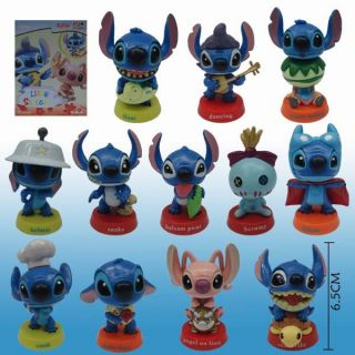 Lilo & Stitch Figuren Figure Set C