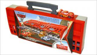 Disney Cars 2 World Grand Prix Multi Rennstarter Set McQueen V2854 von