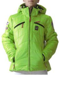 Mena Damen Skijacke Winterjacke Gr 38 653103563 520 apfelgruen 12 13